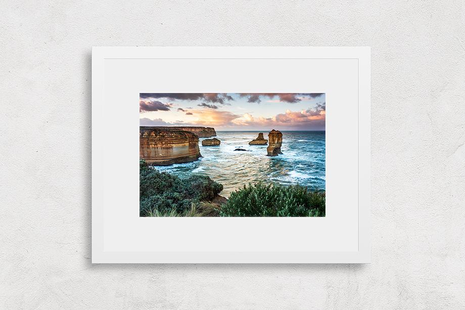 Frame - Port Campbell National Park